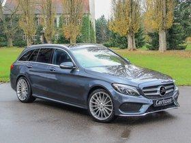 Ver foto 3 de Mercedes Carlsson Clase C Estate AMG Line S205 2014