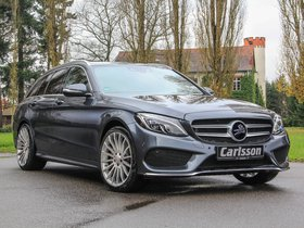Fotos de Mercedes Carlsson Clase C Estate AMG Line S205 2014