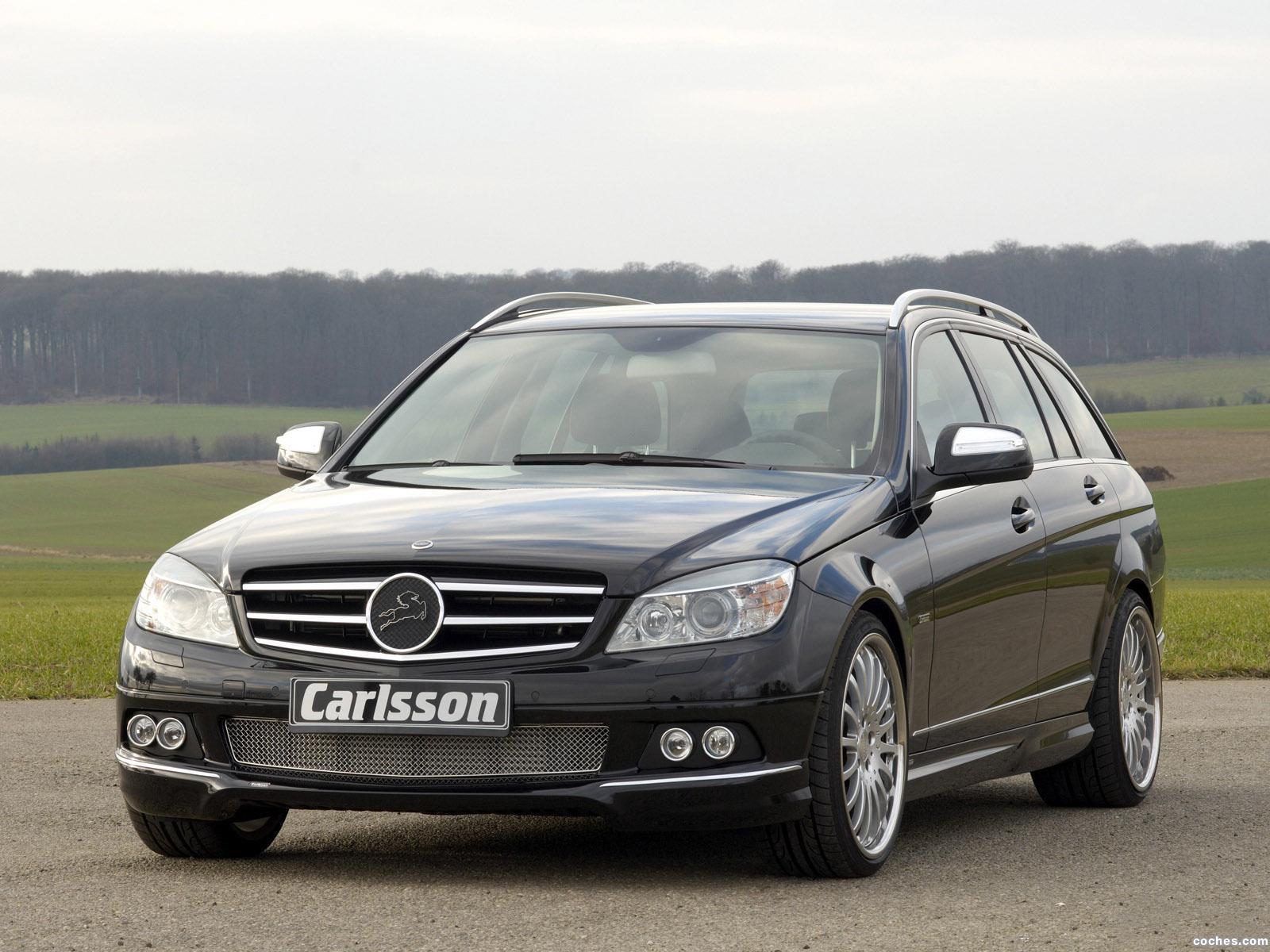 Foto 0 de Carlsson Mercedes Clase C S204 2007
