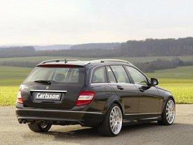 Ver foto 6 de Carlsson Mercedes Clase C S204 2007