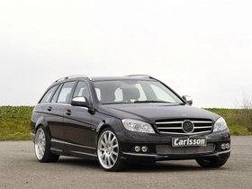 Ver foto 2 de Carlsson Mercedes Clase C S204 2007