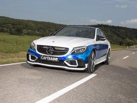 Ver foto 11 de Carlsson Mercedes CC63S Rivage W205 2015