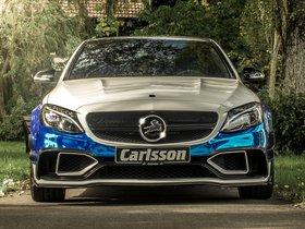 Ver foto 9 de Carlsson Mercedes CC63S Rivage W205 2015