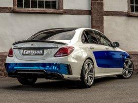 Ver foto 7 de Carlsson Mercedes CC63S Rivage W205 2015