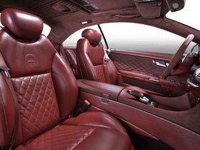 Ver foto 6 de Mercedes carlsson CL Aigner CK65 RS Eau Rouge C216 2007