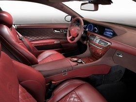 Ver foto 5 de Mercedes carlsson CL Aigner CK65 RS Eau Rouge C216 2007