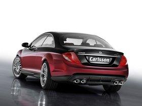 Ver foto 2 de Mercedes carlsson CL Aigner CK65 RS Eau Rouge C216 2007