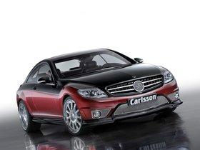 Fotos de Mercedes carlsson CL Aigner CK65 RS Eau Rouge C216 2007