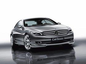 Ver foto 1 de Carlsson Mercedes Clase CL CK60 C216 2006