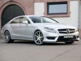 Ver foto 3 de Carlsson Mercedes Clase CLS CK63 RS 2011