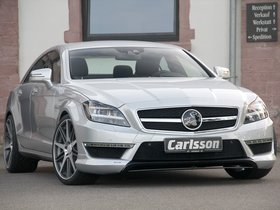 Fotos de Carlsson Mercedes Clase CLS CK63 RS 2011