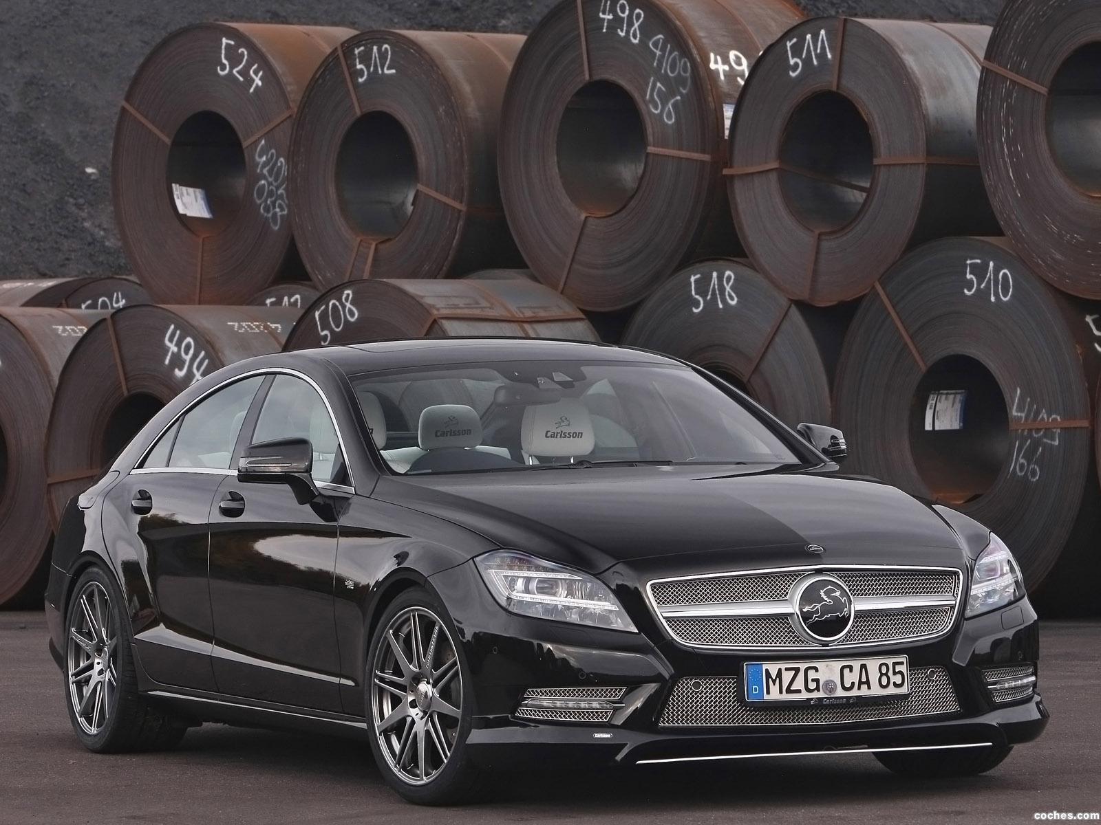 Foto 0 de Carlsson Mercedes Clase CLS CK63 RS Black 2011