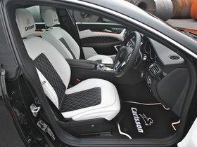 Ver foto 4 de Carlsson Mercedes Clase CLS CK63 RS Black 2011