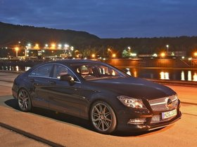Ver foto 3 de Carlsson Mercedes Clase CLS CK63 RS Black 2011