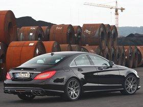 Ver foto 2 de Carlsson Mercedes Clase CLS CK63 RS Black 2011