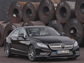 Fotos de Carlsson Mercedes Clase CLS CK63 RS Black 2011