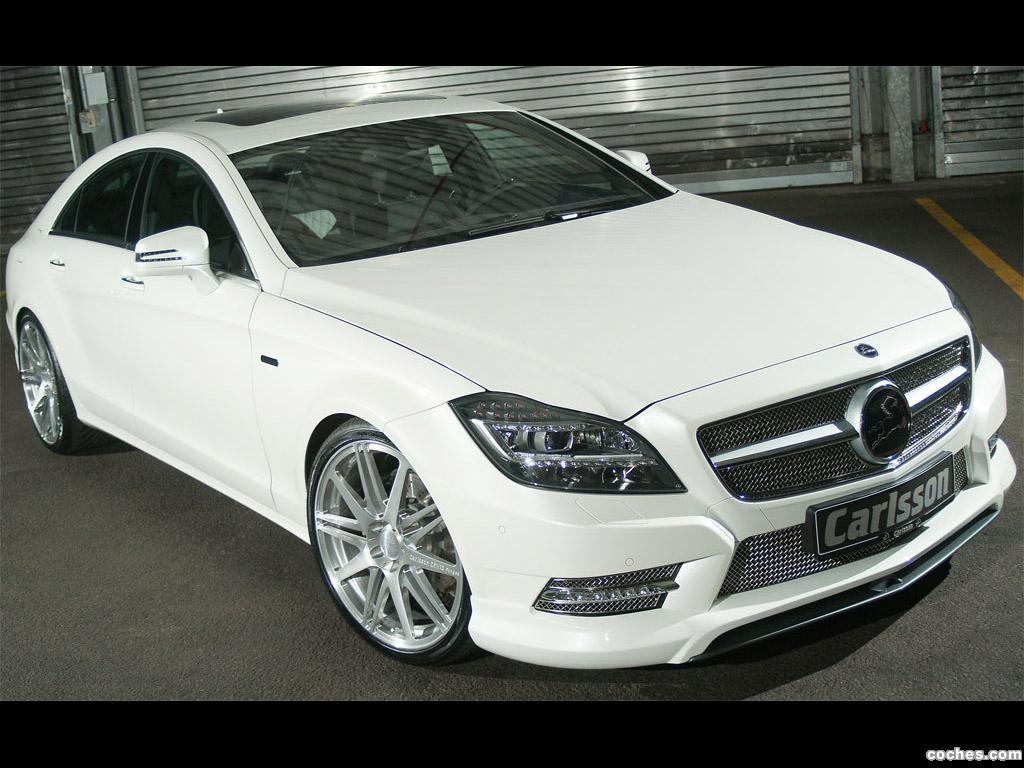 Foto 0 de Mercedes carlsson CLS 63 AMG 2011