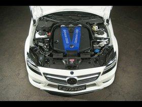 Ver foto 7 de Mercedes carlsson CLS 63 AMG 2011
