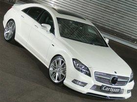 Ver foto 6 de Mercedes carlsson CLS 63 AMG 2011