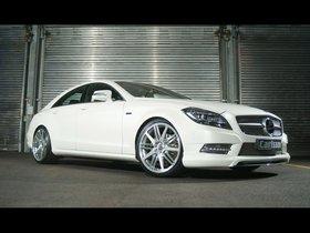 Ver foto 5 de Mercedes carlsson CLS 63 AMG 2011