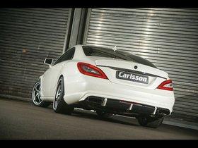 Ver foto 3 de Mercedes carlsson CLS 63 AMG 2011