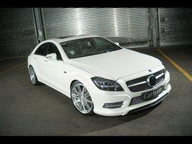 Ver foto 2 de Mercedes carlsson CLS 63 AMG 2011
