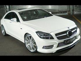 Fotos de Mercedes carlsson CLS 63 AMG 2011