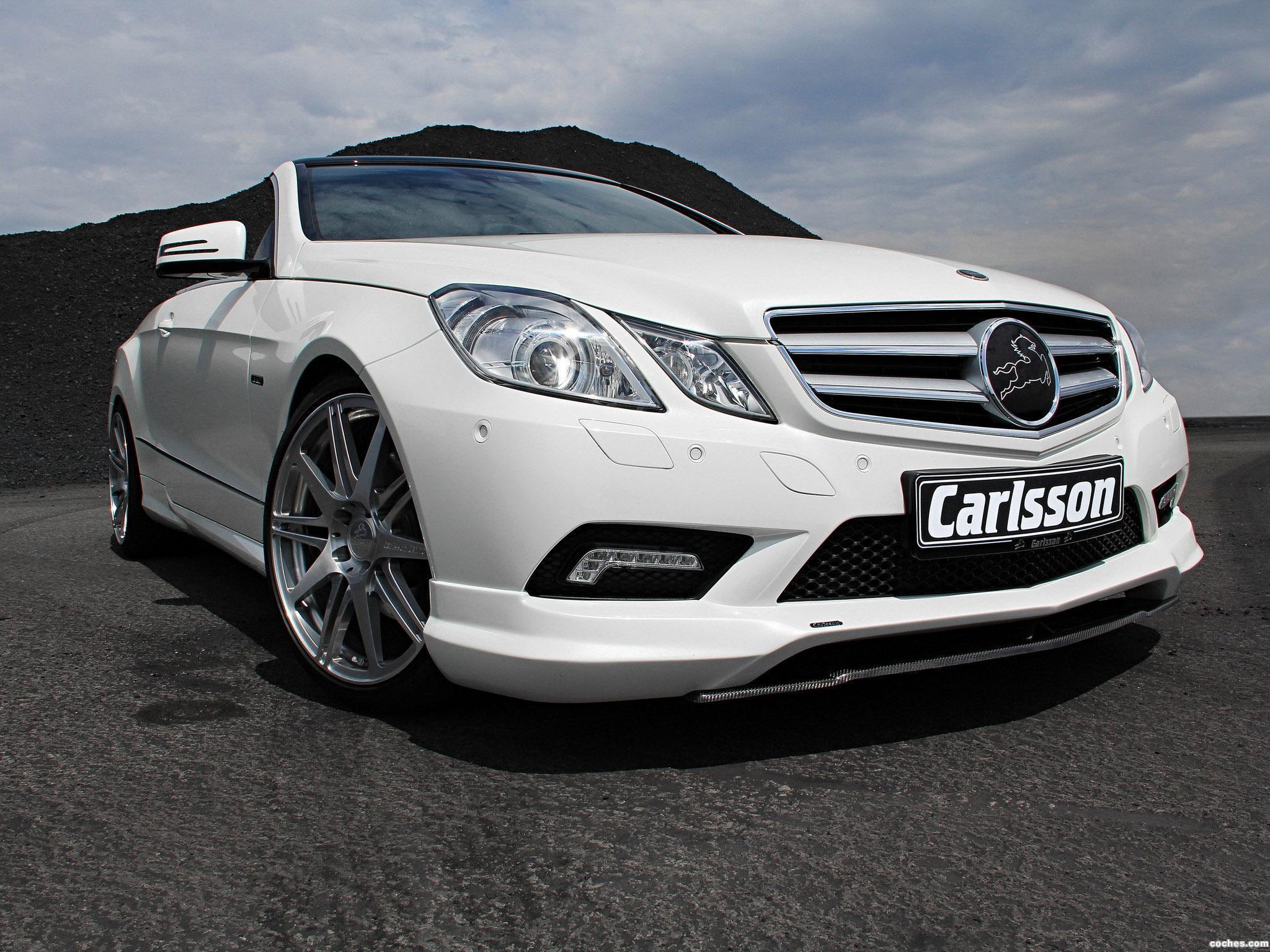 Foto 0 de Mercedes Carlsson Clase E Cabrio A207 2010