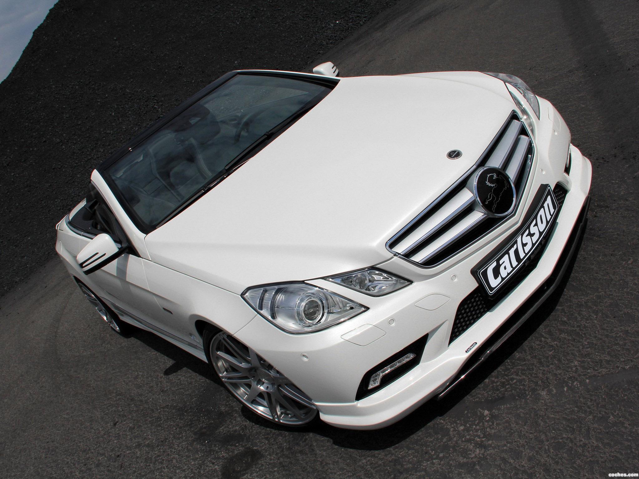 Foto 5 de Mercedes Carlsson Clase E Cabrio A207 2010