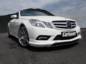 Fotos de Mercedes Carlsson Clase E Cabrio A207 2010