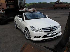 Ver foto 11 de Mercedes Carlsson Clase E Cabrio A207 2010