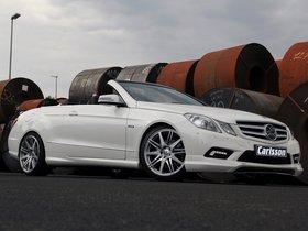 Ver foto 10 de Mercedes Carlsson Clase E Cabrio A207 2010