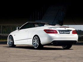 Ver foto 9 de Mercedes Carlsson Clase E Cabrio A207 2010
