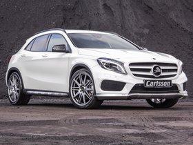 Ver foto 5 de Carlsson Mercedes Clase GLA CGA25 X156 2014