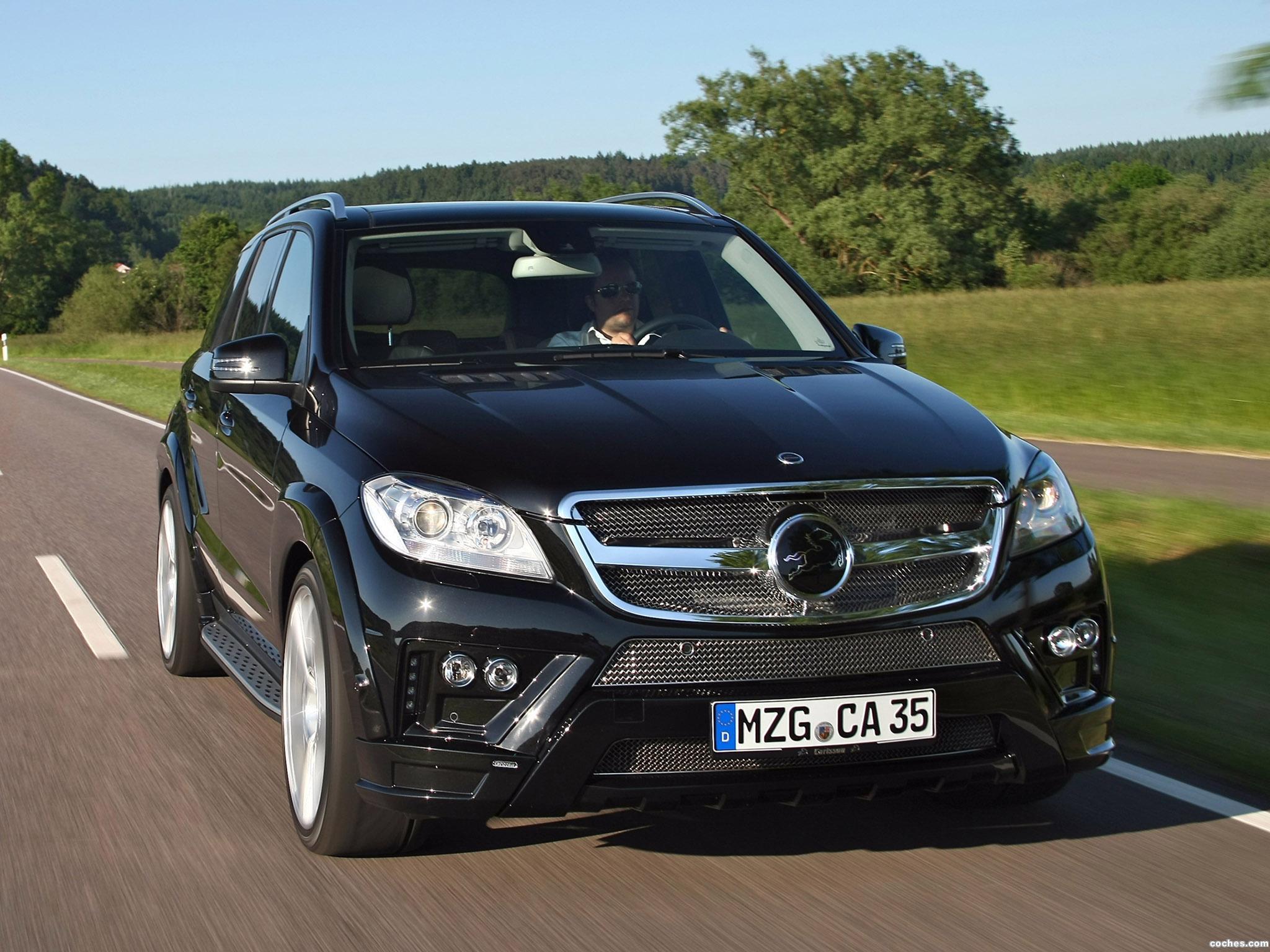 Foto 2 de Carlsson Mercedes Clase M CML35 2012