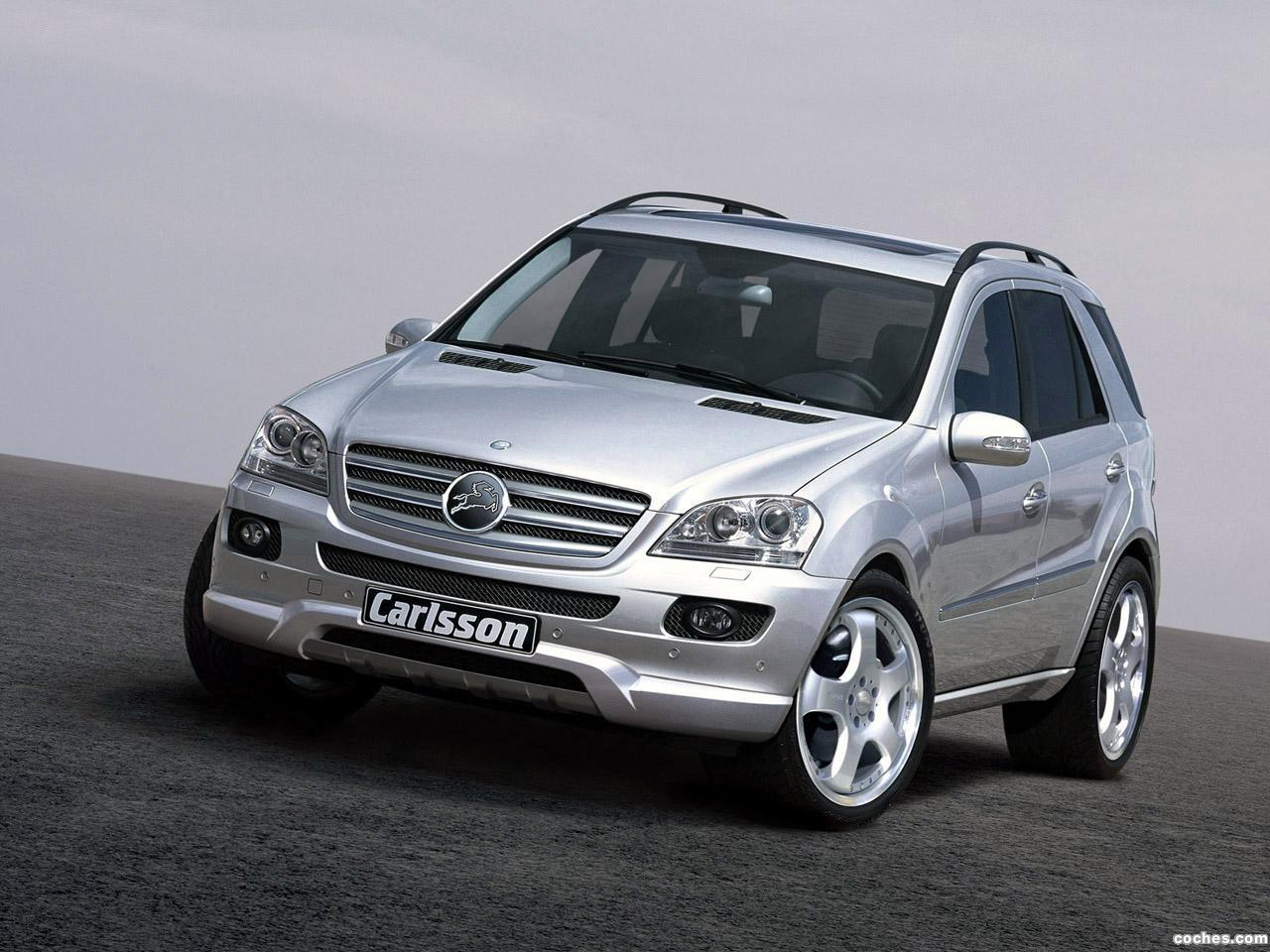 Fotos De Mercedes Carlsson Clase Ml Cm50 W164 2012