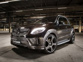 Fotos de Carlsson Mercedes ML CML Royale REVOX W166 2013