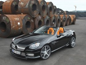Fotos de Carlsson Mercedes Clase SLK Black 2011