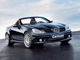 Ver foto 1 de Carlsson Mercedes Clase SLK Ck20 R171 2012