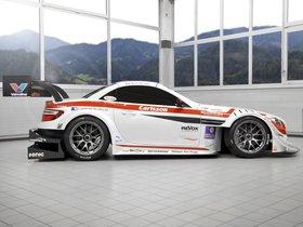 Ver foto 4 de Mercedes Clase SLK Race Car 2013