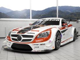 Ver foto 3 de Mercedes Clase SLK Race Car 2013