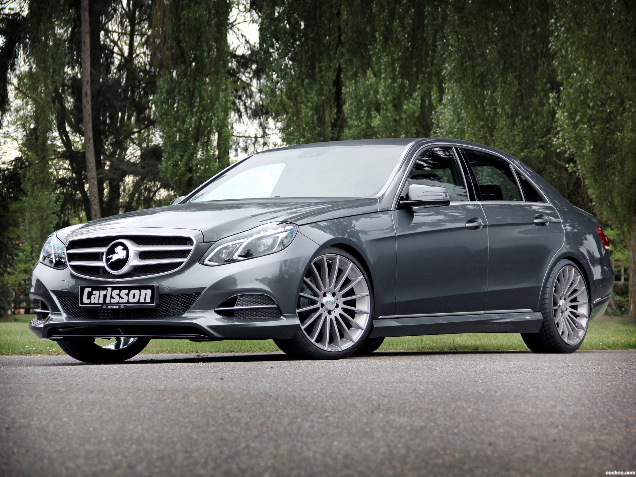 Foto 0 de Carlsson Mercedes Clase E CE 30 W212 2014