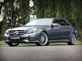 Fotos de Carlsson Mercedes Clase E CE 30 W212 2014