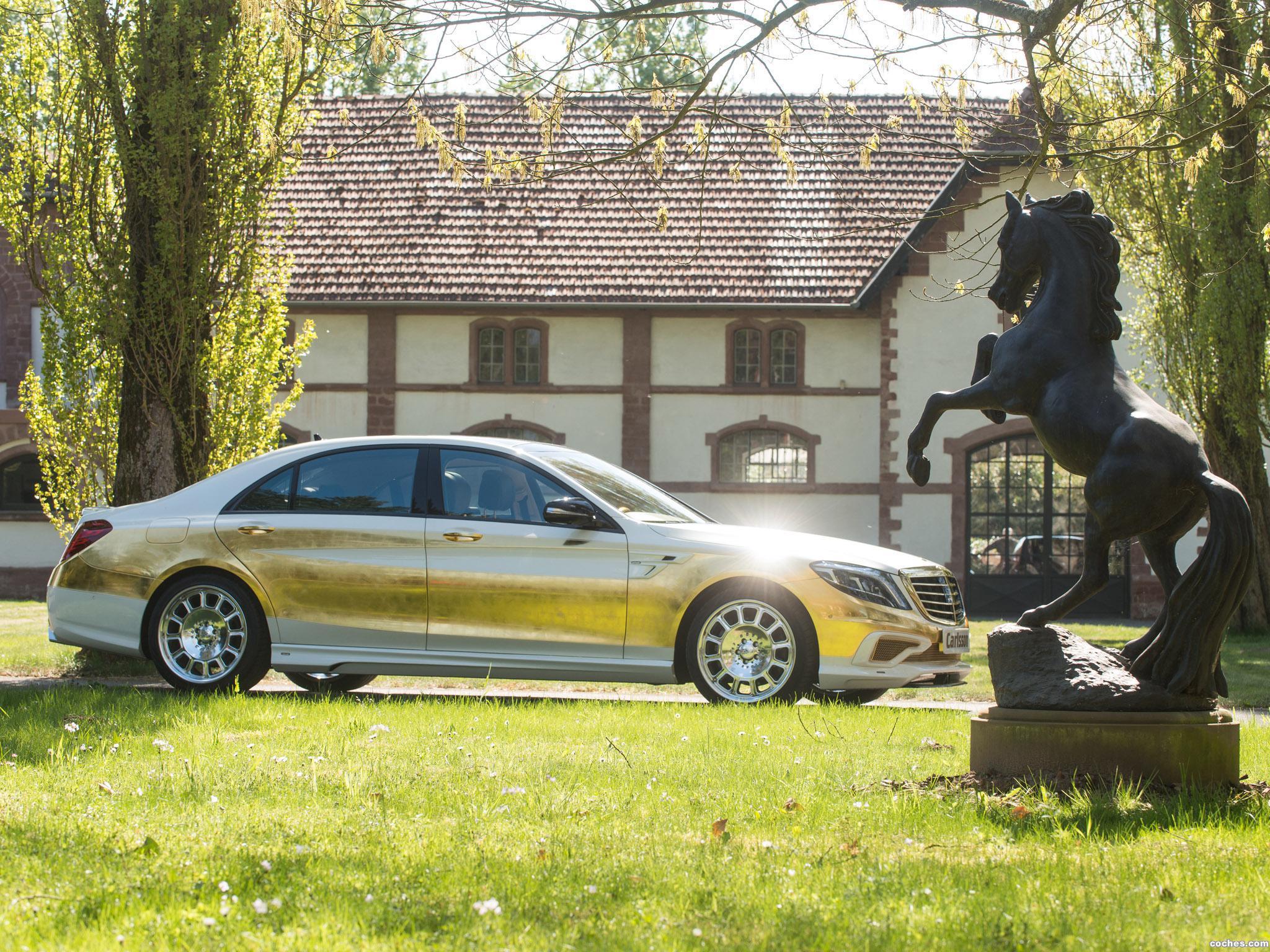 Foto 2 de Carlsson Mercedes Clase S CS50 Versailles W222 2014