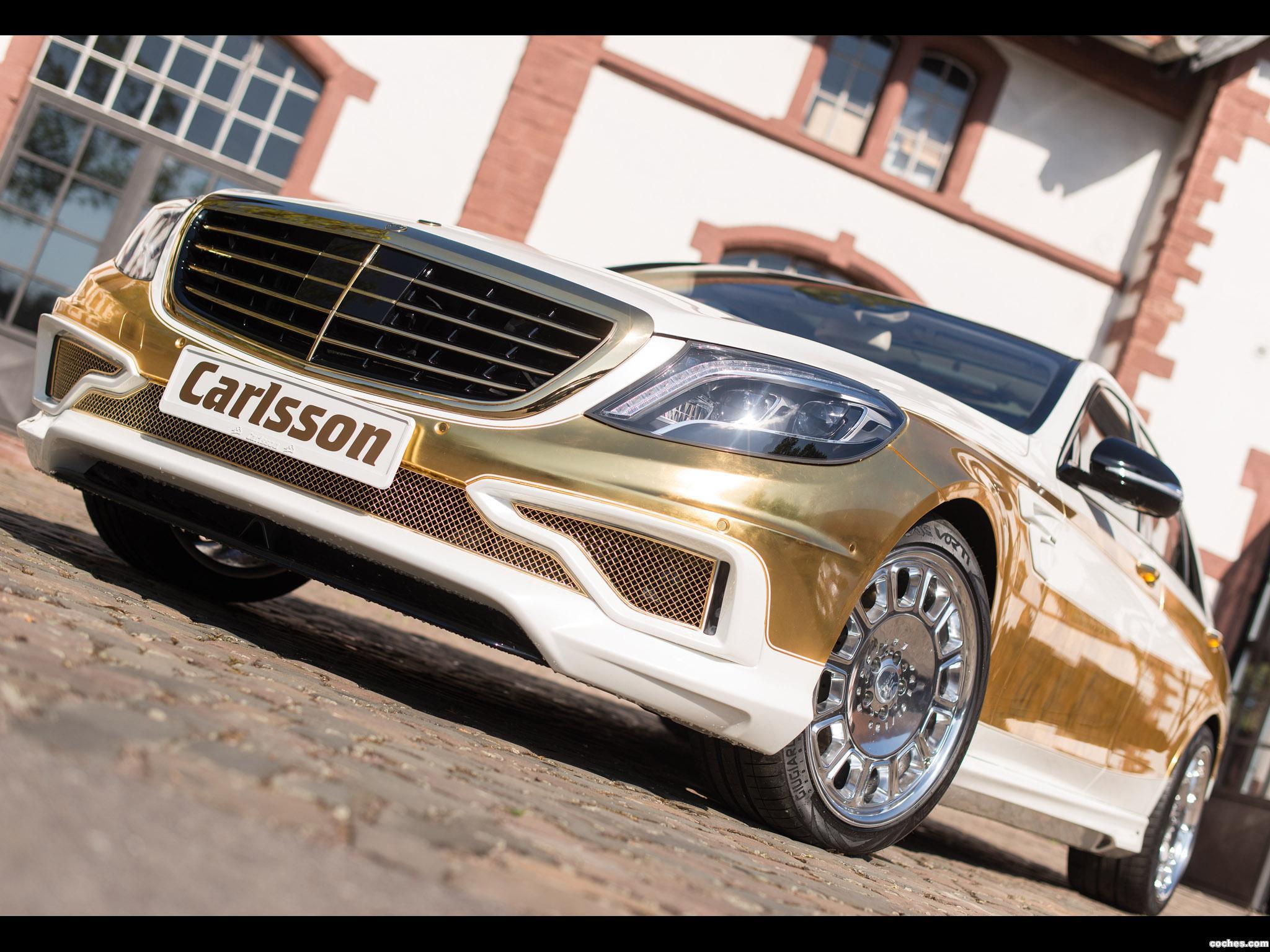Foto 1 de Carlsson Mercedes Clase S CS50 Versailles W222 2014