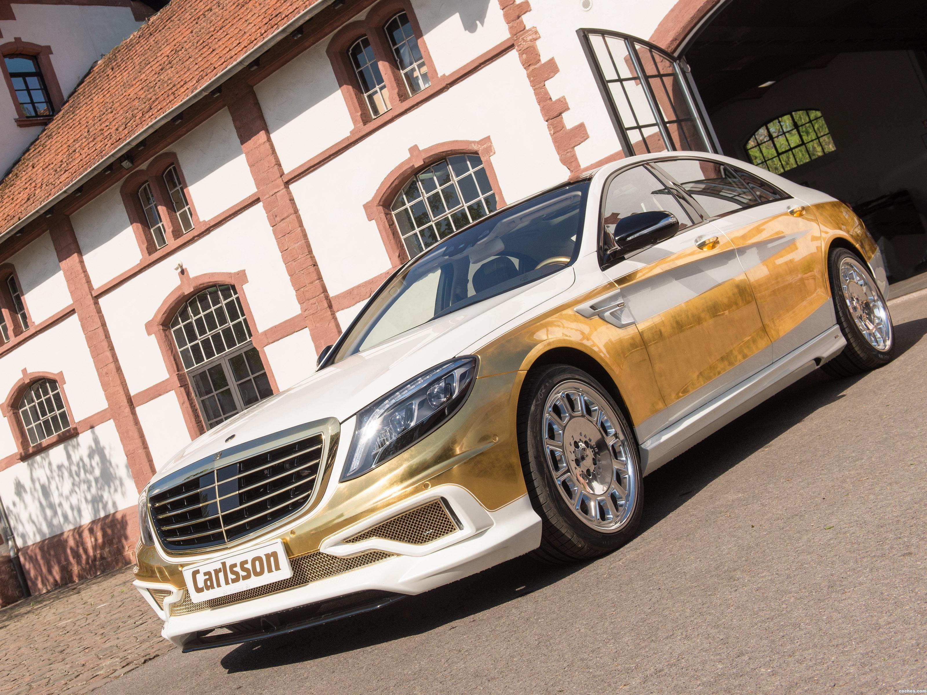 Foto 0 de Carlsson Mercedes Clase S CS50 Versailles W222 2014