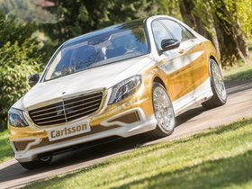 Ver foto 4 de Carlsson Mercedes Clase S CS50 Versailles W222 2014