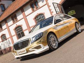 Ver foto 1 de Carlsson Mercedes Clase S CS50 Versailles W222 2014