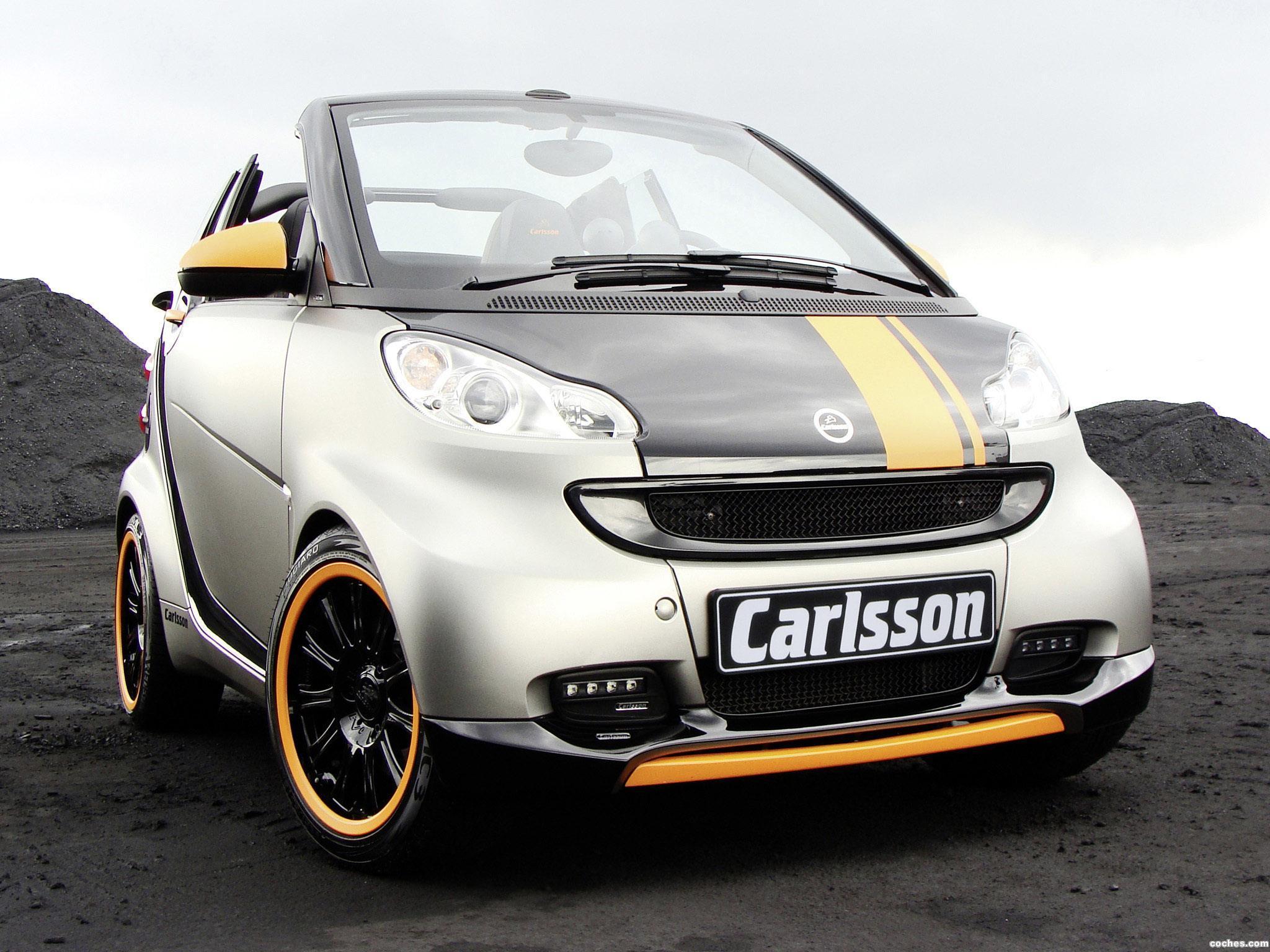 Foto 0 de Smart Carlsson ForTwo Cabrio C25 2010