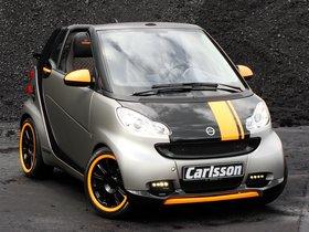 Ver foto 4 de Smart Carlsson ForTwo Cabrio C25 2010